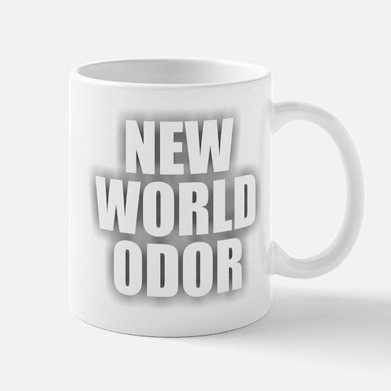 New World Odor Mugs