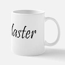Brew Master Black Mug