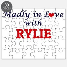 Madly in Love with Rylie Puzzle