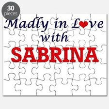 Madly in Love with Sabrina Puzzle