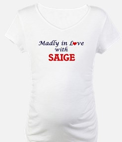 Madly in Love with Saige Shirt
