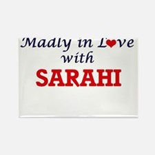 Madly in Love with Sarahi Magnets