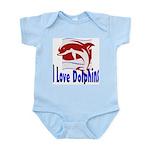 Dolphin Infant Creeper