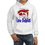 Dolphin Hooded Sweatshirt