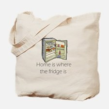 The Fridge  Tote Bag