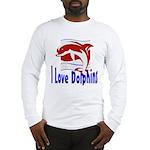 Dolphin Long Sleeve T-Shirt