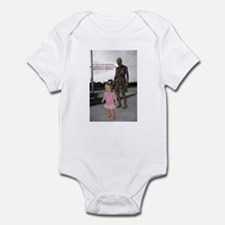Another bad haiku Infant Bodysuit