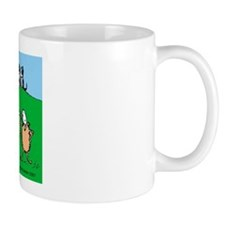 Border Collie Pied Piper Mug