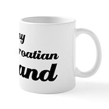 I love my Croatian Husband Mug
