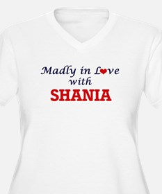 Madly in Love with Shania Plus Size T-Shirt