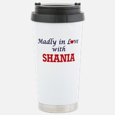 Madly in Love with Shan Stainless Steel Travel Mug