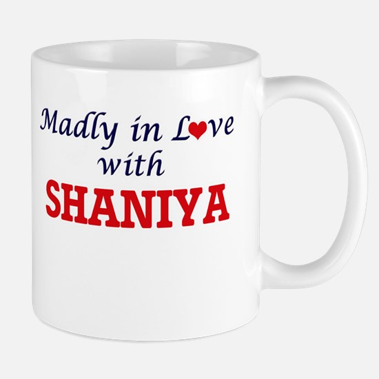Madly in Love with Shaniya Mugs