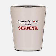 Madly in Love with Shaniya Shot Glass