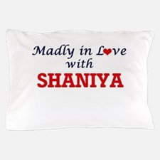 Madly in Love with Shaniya Pillow Case