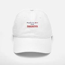 Madly in Love with Shaniya Baseball Baseball Cap