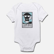 The Mighty Green Bee Infant Bodysuit