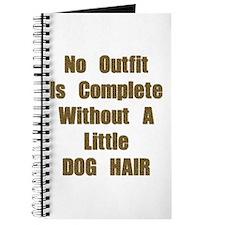 A Little Dog Hair Journal
