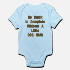 A Little Dog Hair Onesie