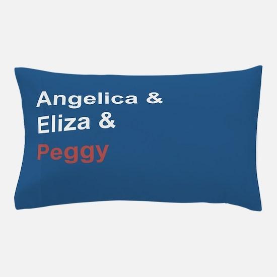 Schuyler Sister Shirt Pillow Case