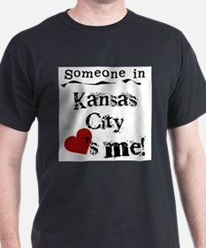 Kansas City Loves Me T-Shirt