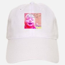 Bad Haiku Baseball Baseball Cap