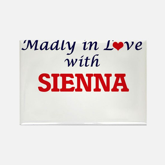 Madly in Love with Sienna Magnets