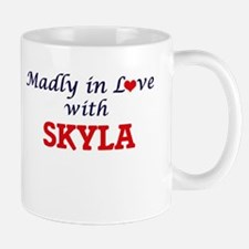 Madly in Love with Skyla Mugs