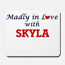 Madly in Love with Skyla Mousepad