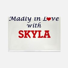 Madly in Love with Skyla Magnets