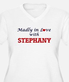Madly in Love with Stephany Plus Size T-Shirt