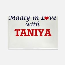 Madly in Love with Taniya Magnets