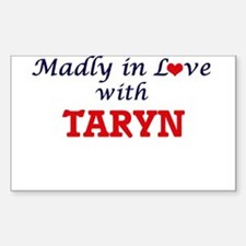 Madly in Love with Taryn Decal