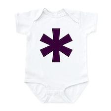 Asterisk Infant Bodysuit