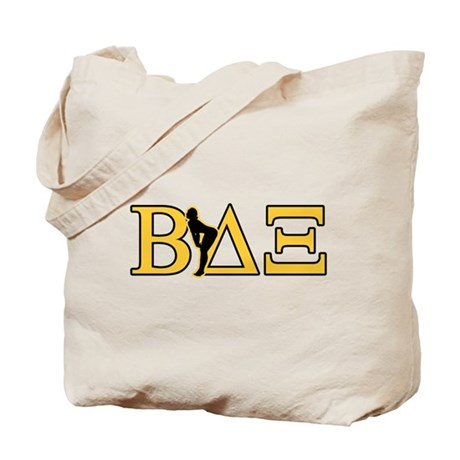 Beta House Fraternity Tote Bag