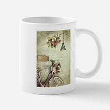 Bicyclette a Paris Mug