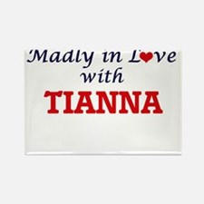 Madly in Love with Tianna Magnets