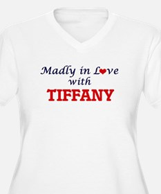 Madly in Love with Tiffany Plus Size T-Shirt