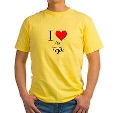 I Love My Tajik T