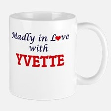 Madly in Love with Yvette Mugs