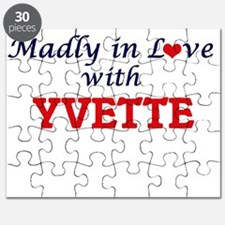 Madly in Love with Yvette Puzzle