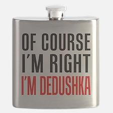 I'm Right Dedushka Drinkware Flask