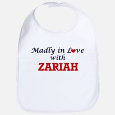 Madly in Love with Zariah Bib