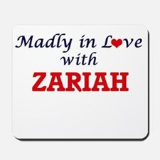 Madly in Love with Zariah Mousepad