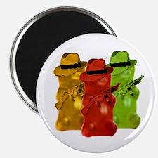 Gummi Bear Mob Magnet