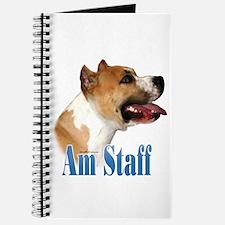 Staffy Name Journal