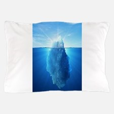 Iceberg Nature Photography Pillow Case