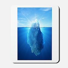Iceberg Nature Photography Mousepad