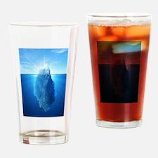 Iceberg Nature Photography Drinking Glass