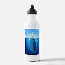 Iceberg Nature Photography Water Bottle