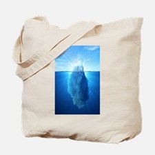 Iceberg Nature Photography Tote Bag